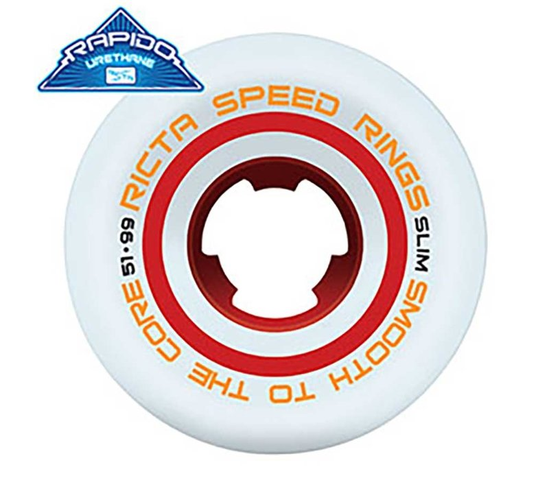Ricta Speedrings Slim 51mm 99a White