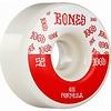 Bones 100s OG V4 #13 52mm White/Red