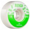 Bones 100s OG V4 #13 54mm White/Green