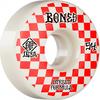 Bones STF V3 Patterns 103a 54mm White/Red