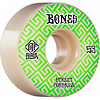 Bones STF V5 Patterns 99a 53mm White/Green