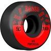 Bones 100s OG V4 #13 52mm Black w/Red