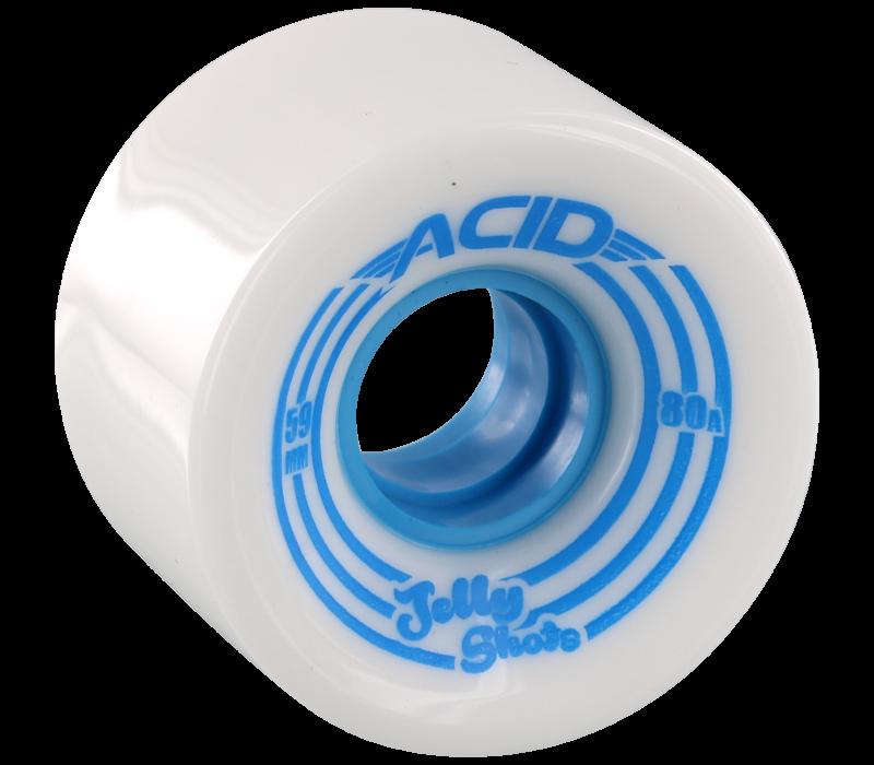 Acid Jelly Shots 59mm 82a White