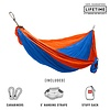 Grand Trunk Grand Trunk Double Hammock w/Strap Blue Orange