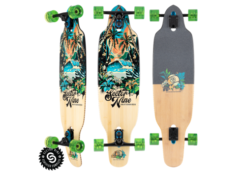 """Sector 9 Sector 9 Aina Striker Complete 36.5"""" 9.5"""""""