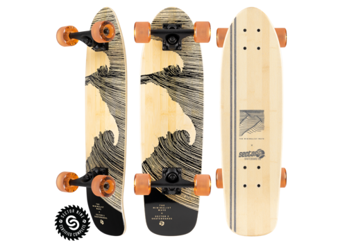 """Sector 9 Sector 9 Combo Bambino Complete 26.5"""" x 7.5"""""""
