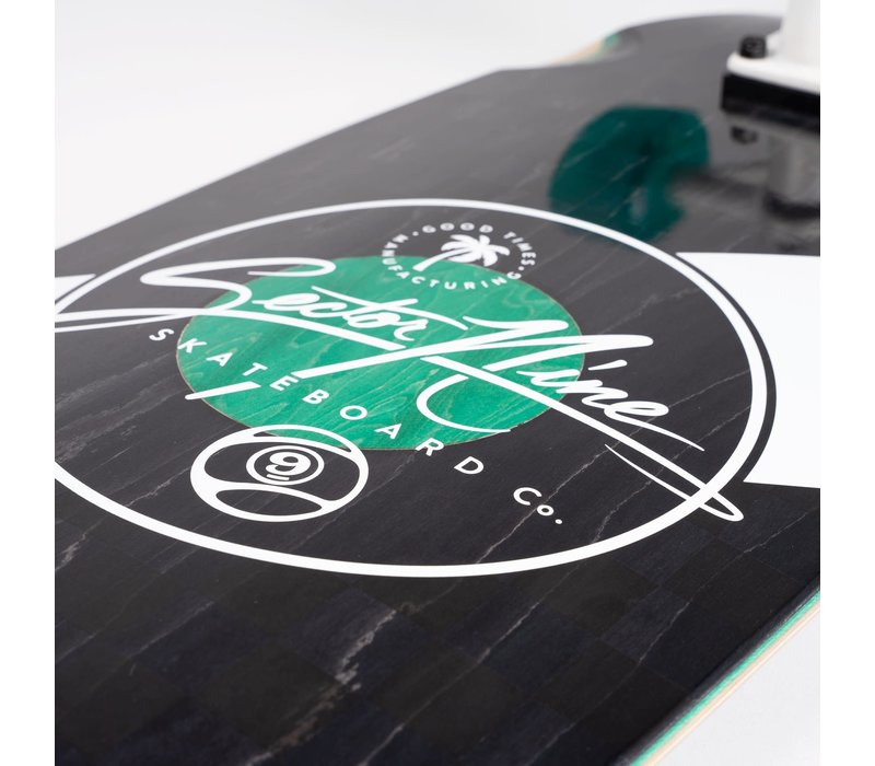 """Sector 9 Mosaic Fat Wave Complete 30"""" x 9.8"""""""