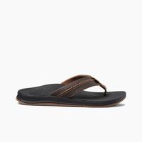 Reef Leather Ortho-Coast Brown