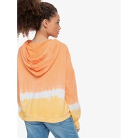 Roxy Island Time A Hoodie Coral Reef