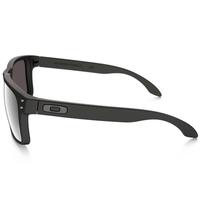 Oakley Holbrook Matte Black Prizm Grey Lens