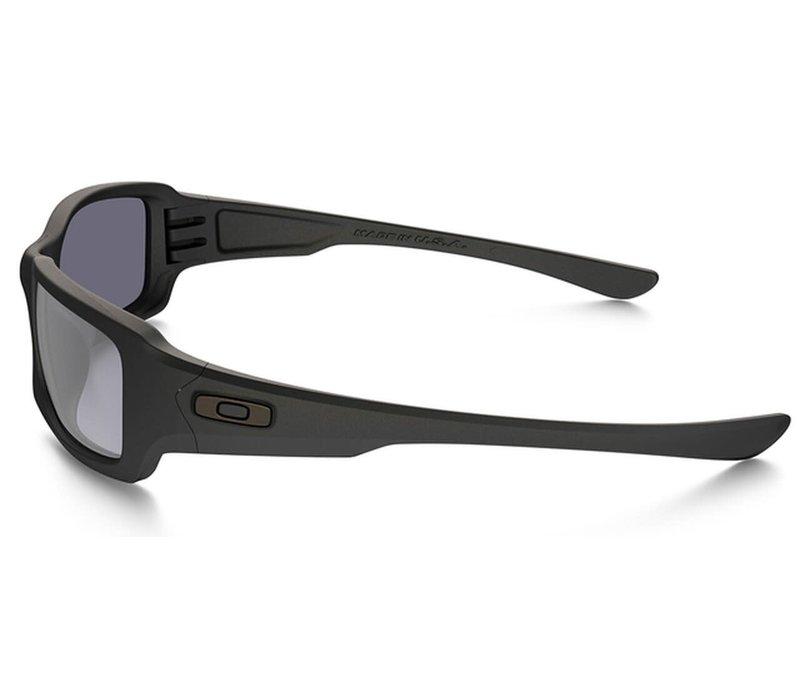 Oakley Fives Squared Matte Black/Prizm Grey Lens