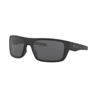 Oakley Drop Point Matte Black Grey Lens