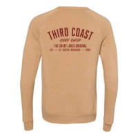 Third Coast Great Lakes Original Crew Camel