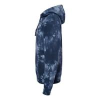 Third Coast Bolts Navy Tie Dye Hoodie