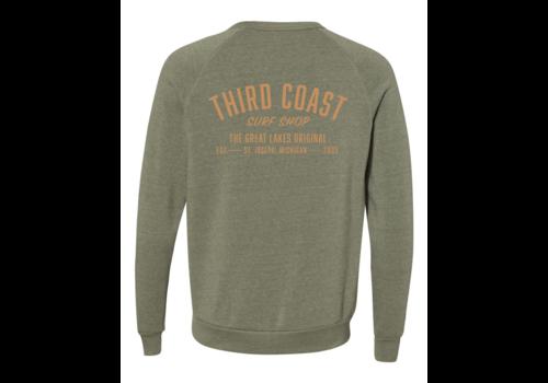 Third Coast Third Coast Great Lakes Original Crew Pine