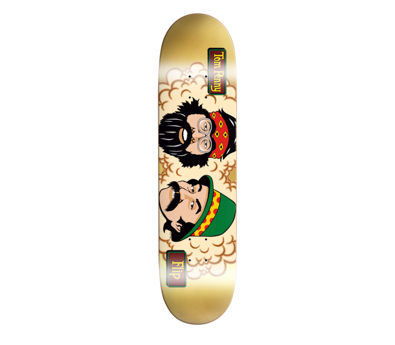 Flip Penny Cheech and Chong 50th 8.0 Deck