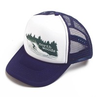 Third Coast Northwoods Trucker Hat