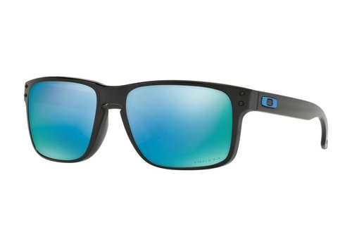 Oakley Oakley Holbrook Polished Black w/ Prizm Deep Water Lens