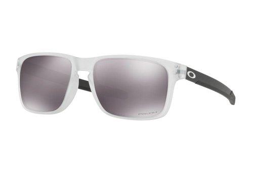 efcfa0622e Oakley Holbrook Mix Matte Clear w  Prizm Black Lens
