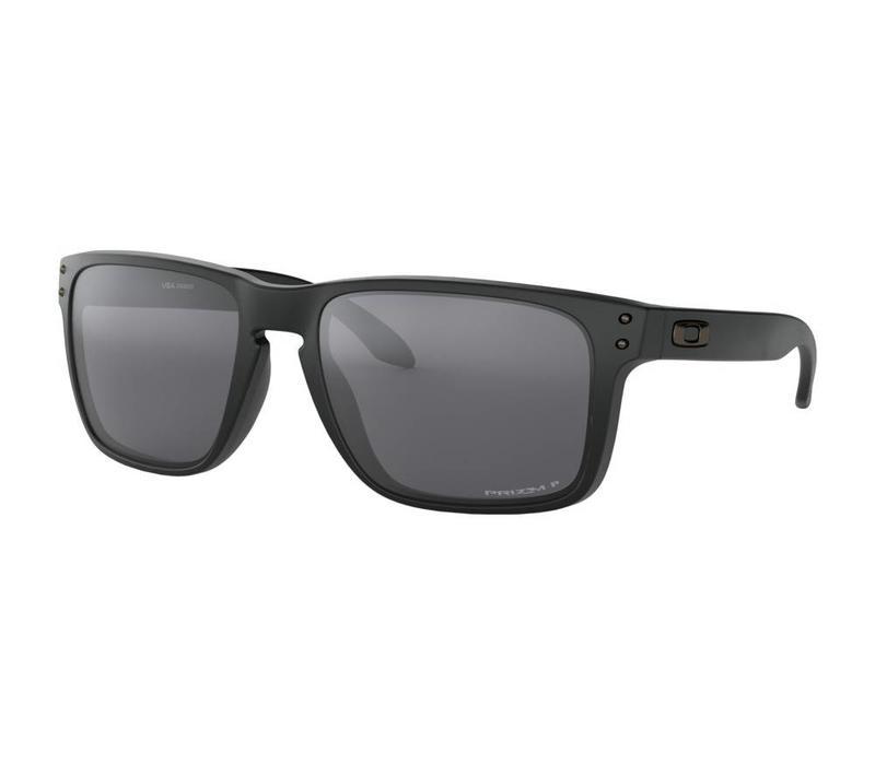 Oakley Holbrook XL Matte Black w/ Prizm Black Polarized Lens