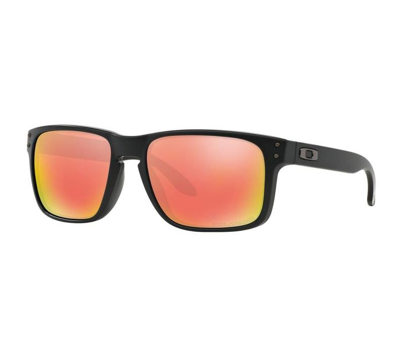 Oakley Holbrook XL Black Ink w/ Prizm Ruby Polarized Lens