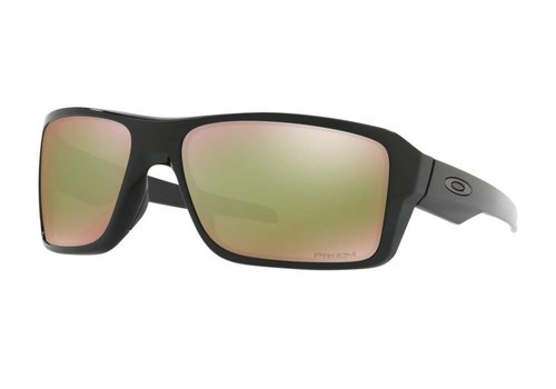 Oakley Oakley Double Edge Polished Black w/ Prizm Shallow Water Polarized Lens