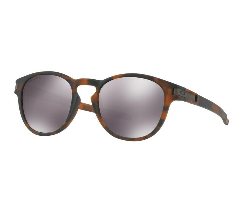 Oakley Latch Matte Brown Tortoise w/ Prizm Black Lens