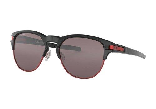 9866b02c894 Oakley Latch Key M Polished Black w  Prizm Black Lens