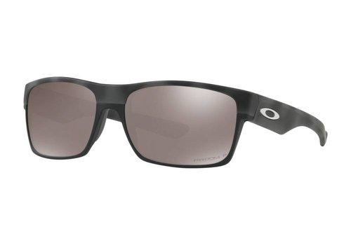Oakley Oakley TwoFace Black Camo w/ Prizm Black Polarized Lens