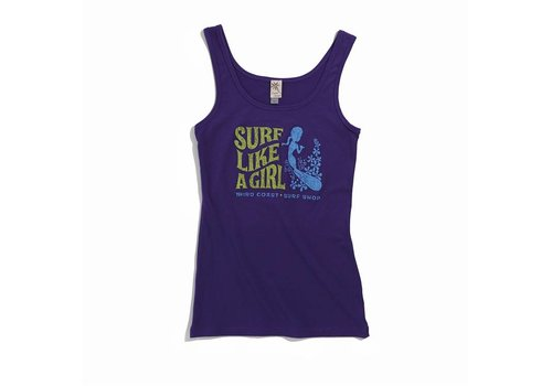 Third Coast Third Coast Surf Like A Girl Tank