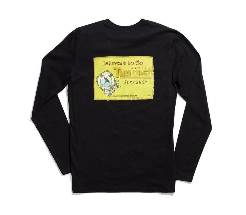 Third Coast La Cerveza Long Sleeve Shirt