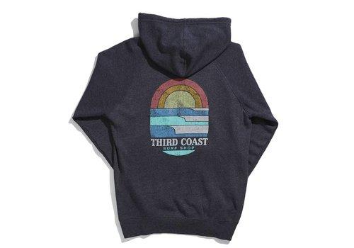 Third Coast Third Coast Surf n' Sun Zip Hoody