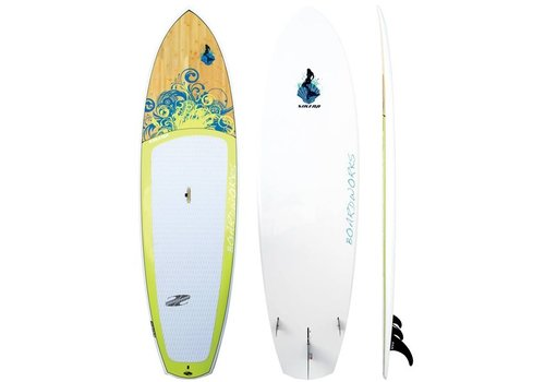 Boardworks Boardworks 10'4 Sirena Grey and Yellow