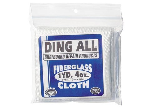 Ding All Fiberglass Cloth