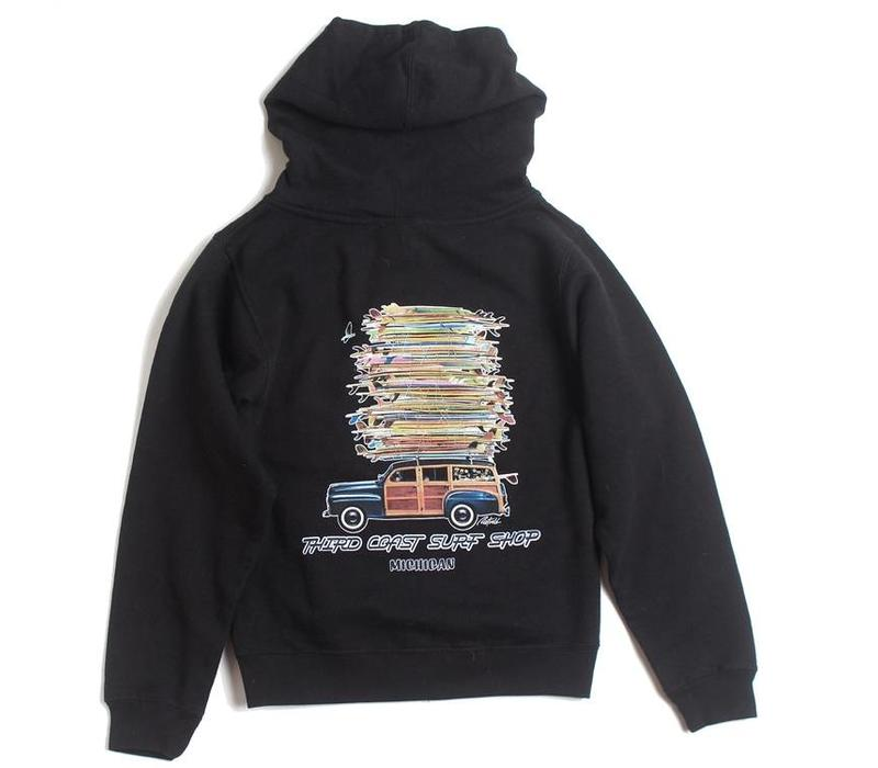 Third Coast Got Boards Youth Hoody