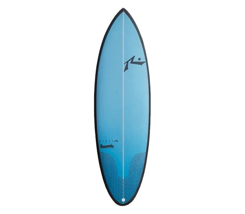 "Rusty 6'8"" Smoothie PU w FCS 2"