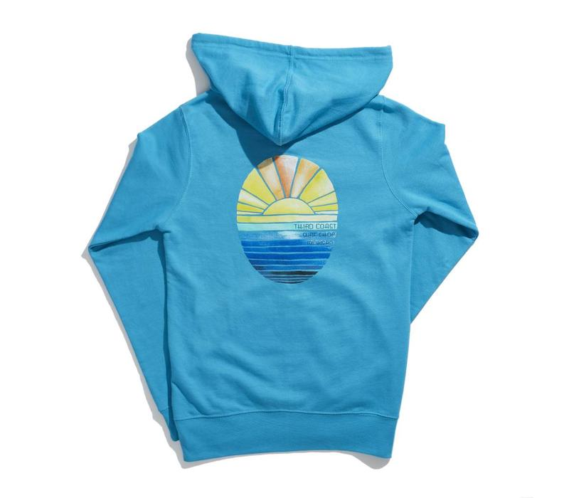 Third Coast Golden Horizon Zip Hoody