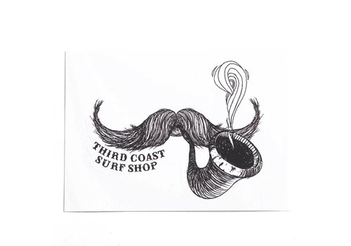 Third Coast Third Coast Smoke Tubes Sticker
