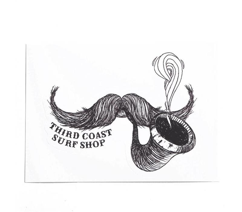 Third Coast Smoke Tubes Sticker