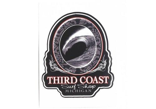 Third Coast Third Coast Graphite Barrel Sticker