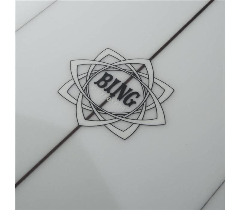 Bing  6'0 Dharma Cedar + Black