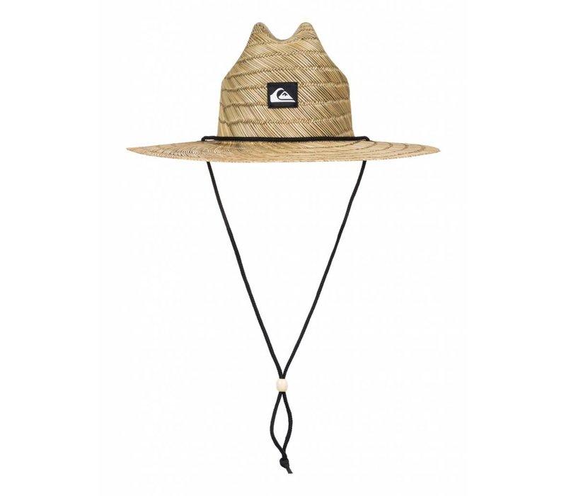 Quiksilver Pierside Slim Hat Natural