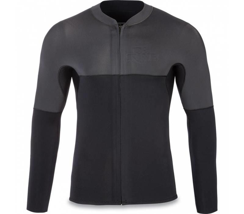 Dakine 2mm Front Zip Neo Jacket - Black