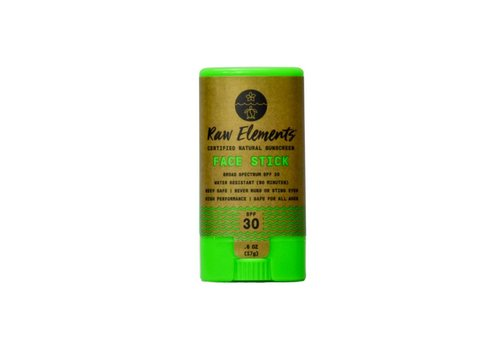 Raw Elements Raw Elements Eco Face Stick .6oz