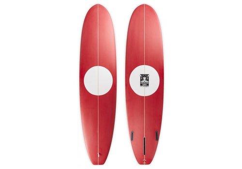 Third Coast 3rd Coast Surboards 8'2 Medicine Man V5 Red