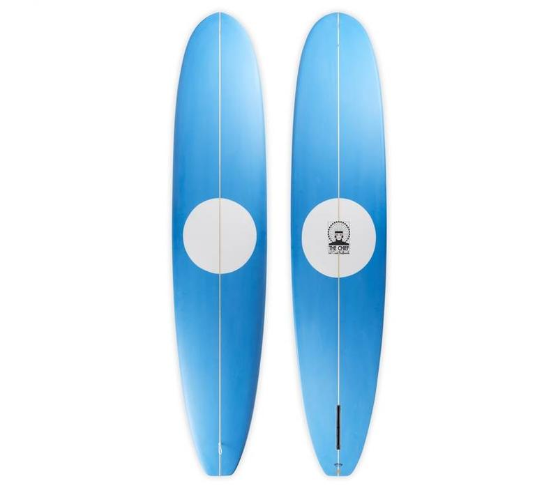 "3rd Coast Surfboards 9'6"" Chief V5 Blue"