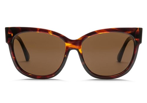 Electric Sunglasses Electric Danger Cat Tortoise Shell OHM Polarized Bronze