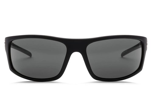 Electric Sunglasses Electric Tech One Gloss Black OHM Polarized Grey