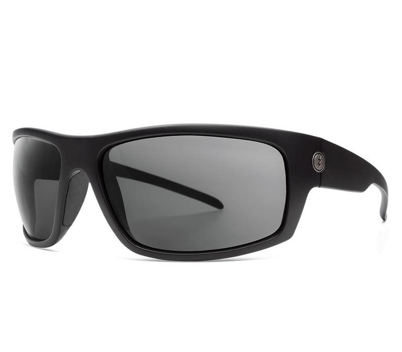 Electric Tech One XLS Matte Black OHM Polarized Grey