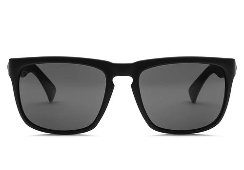 Electric Sunglasses Electric Knoxville Matte Black OHM Polarized Grey